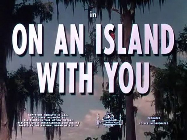 On an island with you (85)