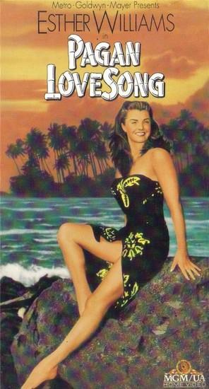 PAGAN LOVE SONG(1950) DVD