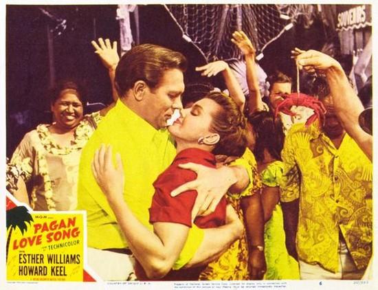 PAGAN LOVE SONG(1950) LOBBY CARD 1