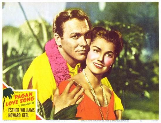PAGAN LOVE SONG(1950) LOBBY CARD 2