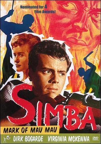 SIMBA(1955) DVD