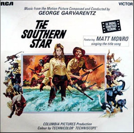 SOUTHERN STAR(1969) OST 2