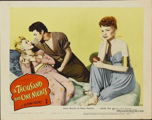a-thousand-and-one-nights1945-lobby-card-1