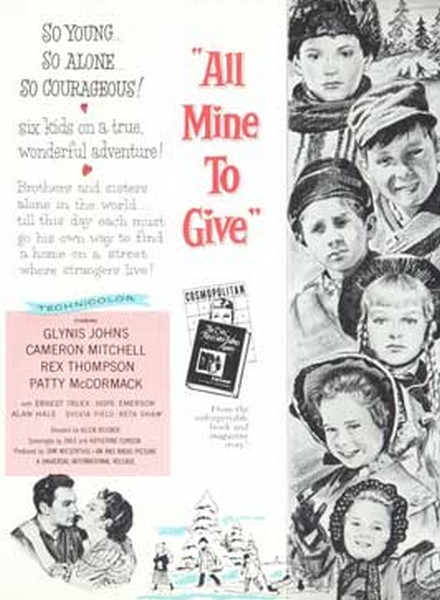 all-mine-to-give1957-adv
