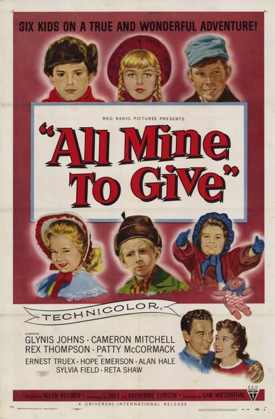all-mine-to-give1957-film-poster-3