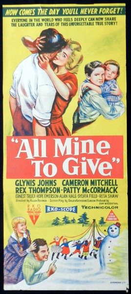 all-mine-to-give1957-film-poster-4