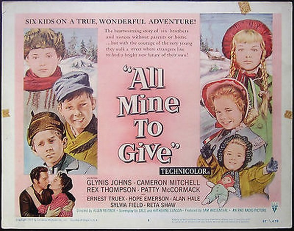 all-mine-to-give1957-film-poster-5