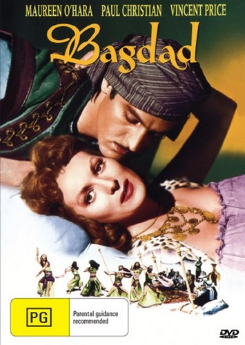 bagdad1949-dvd