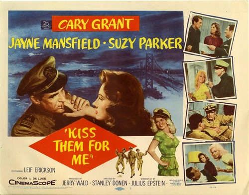 kiss-them-for-me1957-film-poster-5