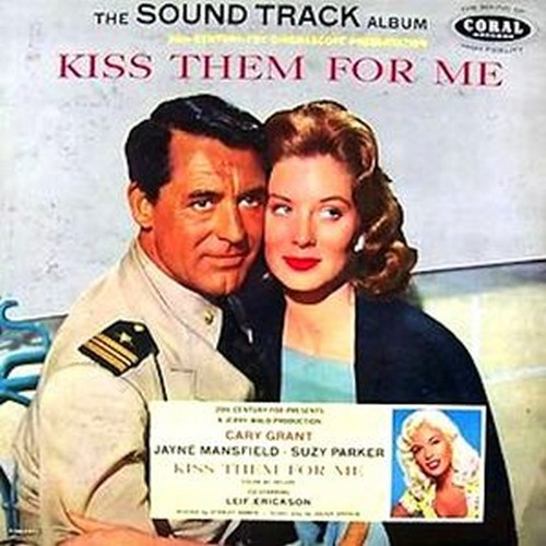 kiss-them-for-me1957-ost