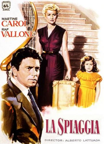 la-spiaggia1954-film-poster-3