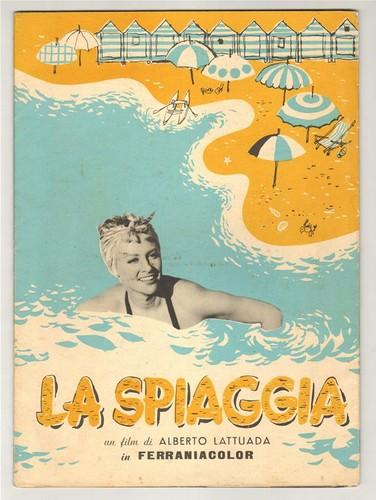 la-spiaggia1954-film-poster-4