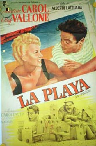 la-spiaggia1954-film-poster-6
