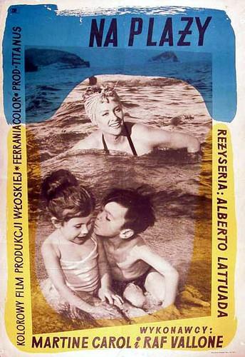 la-spiaggia1954-film-poster-8