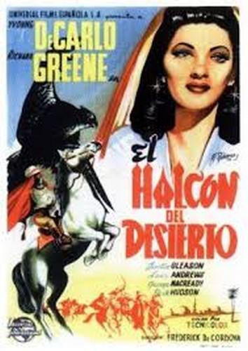 the-desert-hawk1950-film-poster-12