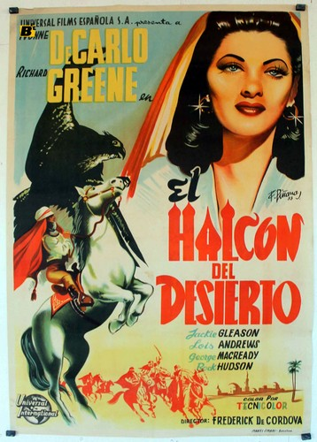 the-desert-hawk1950-film-poster-2