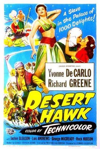 the-desert-hawk1950-film-poster-4
