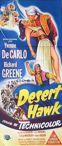 the-desert-hawk1950-film-poster-6