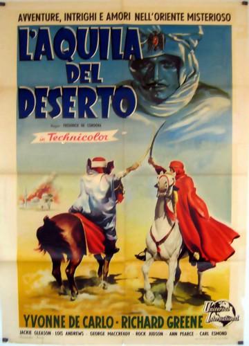 the-desert-hawk1950-film-poster-9