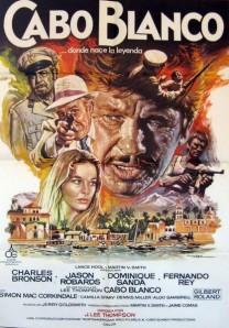 CABO BLANCO(1980) FILM POSTER 1