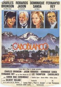 CABO BLANCO(1980) FILM POSTER 2