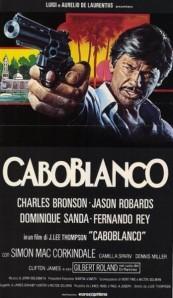CABO BLANCO(1980) FILM POSTER 5