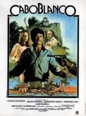 CABO BLANCO(1980) FILM POSTER 8